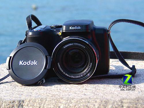 支持高清视频拍摄 柯达长焦Z1012 IS促销