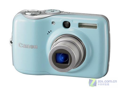 时尚外形缤纷色彩 佳能新概念相机E1促销