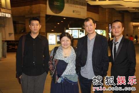 李大为、文章、台湾金马奖评委女士主席焦熊平、橙天高层
