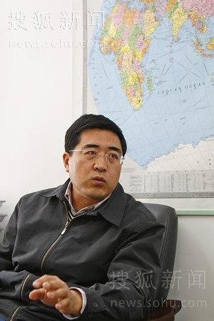 国际关系研究院欧洲研究所所长冯仲平教授