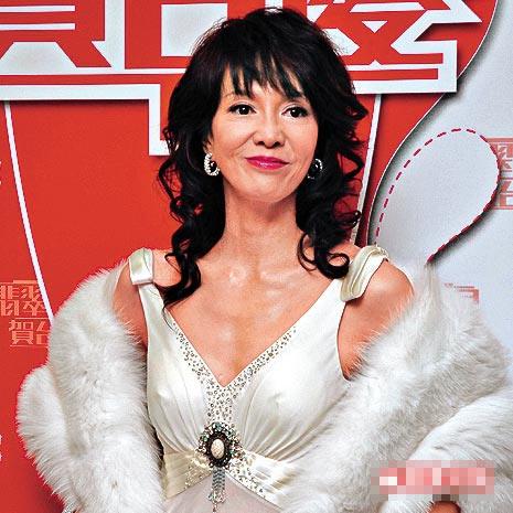 郑裕玲是金牌司仪