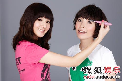 雅莉&郭静