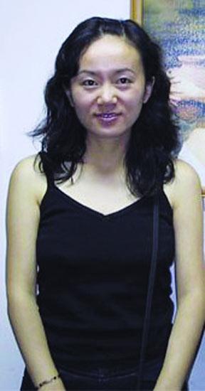 当代青年女作家安妮宝贝稳居第三