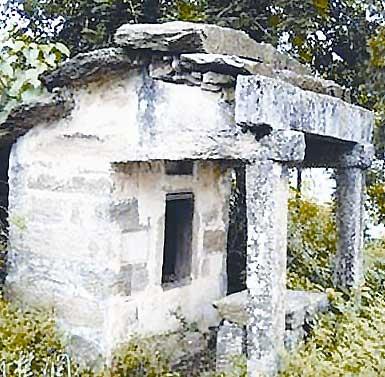 """150岁""""高龄""""的土地庙"""