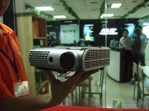 赠飞利浦DVD 3M掌上投影机再现超低价