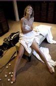 图文:意大利高球女星苏菲桑德罗 浴后诱人瞬间