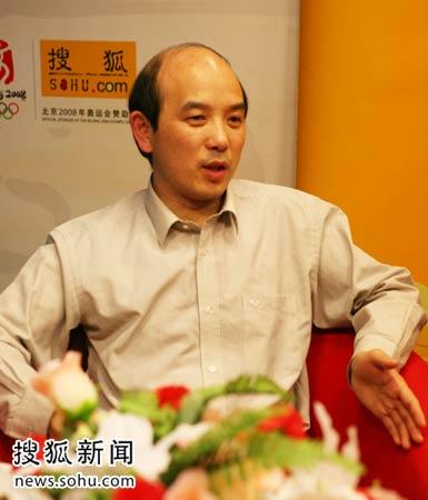 中国现代国际关系研究院美国研究所所长袁鹏做客搜狐