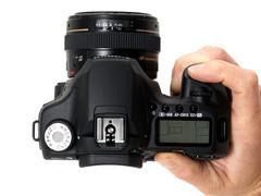 第四代处理器 佳能1500万像素单反50D上市