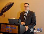 波音副总裁兰迪:中国是世界上最令人振奋市场