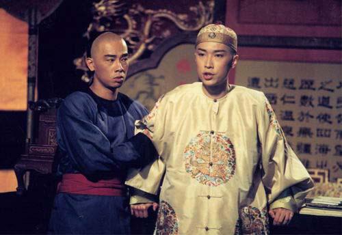1998《鹿鼎记》陈小春——最市井韦小宝