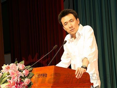 土豆网ceo王微:年轻才子新时代