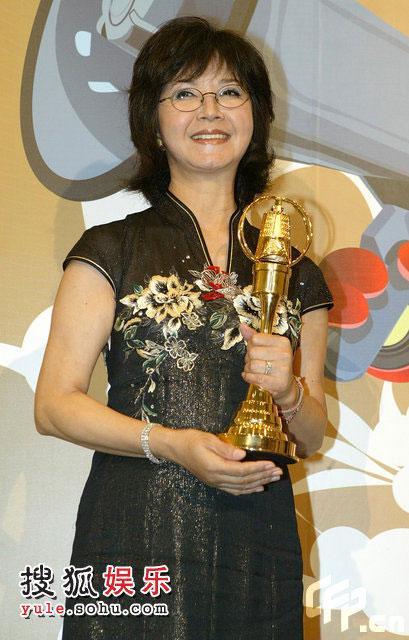 李璇获得迷你剧集女主角奖