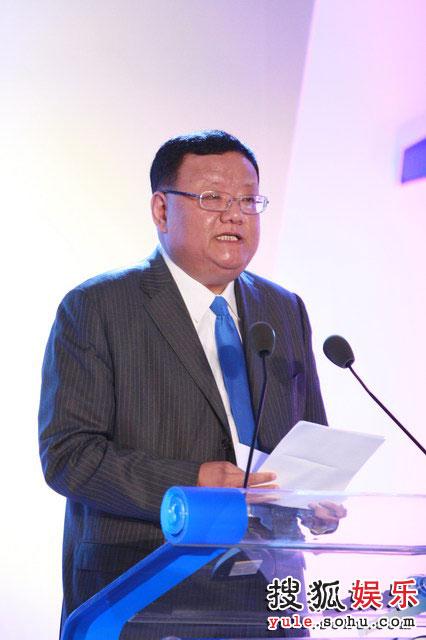 凤凰卫视控股有限公司主席兼行政总裁刘长乐