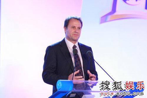 世界卫生组织助理总干事埃瑞克·拉罗什