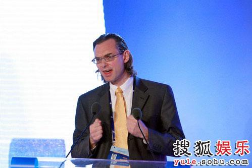 全体大会世界级嘉宾精彩演讲 瑞士银行 马丁