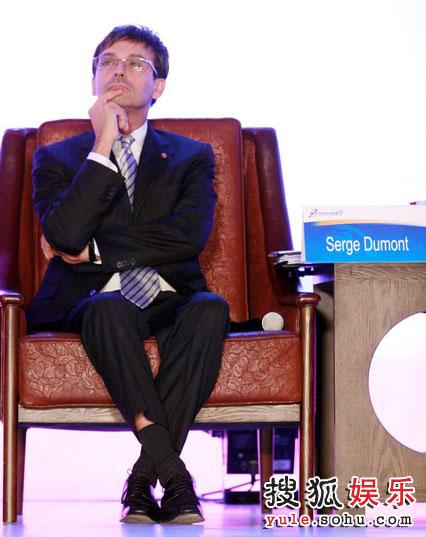 宏盟集团全球高级副总裁 杜孟