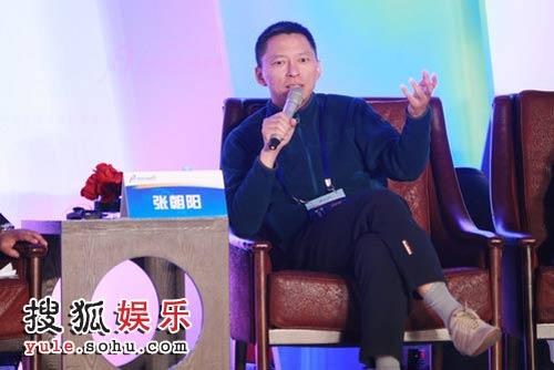 张朝阳先生:搜狐是一个公正、公平的公共平台