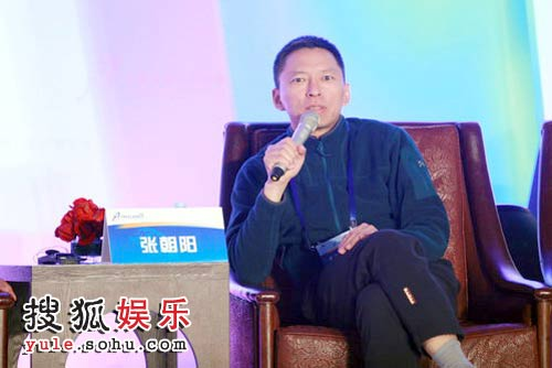 张朝阳先生阐释了搜狐的媒体责任