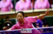 图文:北大方正3-0胜广东 李佳薇在比赛中