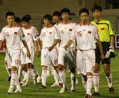 图文:[亚青赛]国青6-0塔吉克 比赛结束