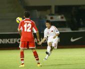 图文:[亚青赛]国青6-0塔吉克 边路起球