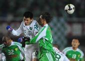图文:[中超]北京1-0胜浙江 曹轩争顶