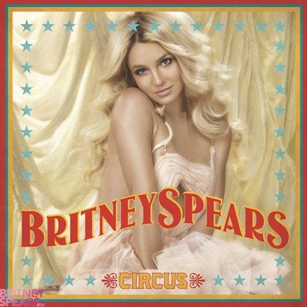 布兰妮专辑《circus》封面