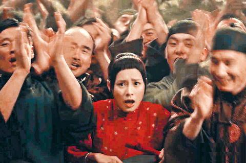 阿娇在《梅兰芳》的戏份全部被删除,相信必定会很失望。