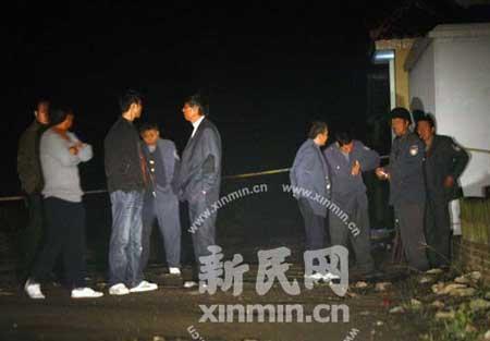 上海浦江镇发生命案 夫妻在自家诊所被杀(图)