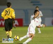 图文:[亚青赛]中国0-0朝鲜 惋惜错失机会