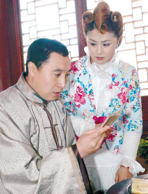 《关东大先生》拍摄现场—张晓飞与于凤仙搭戏