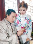 《关东大先生》拍摄现场―张晓飞与于凤仙搭戏