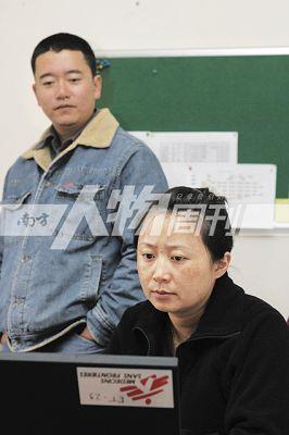 王娅和丈夫王俊 图受访者提供