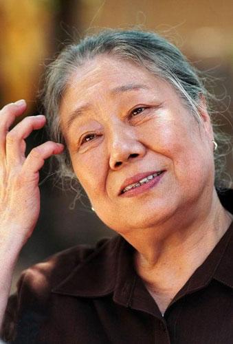韩影饰演的刘大妈在剧中很是出彩