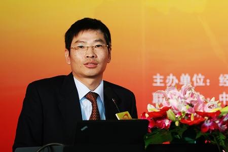 中国证监会期货部副主任 彭俊衡