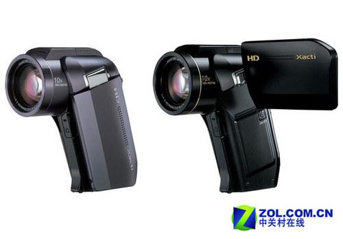 """300帧每秒 三洋""""剃须刀""""摄像机HD1010发布"""