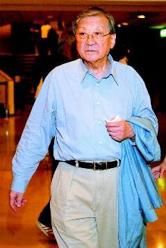 《秋决》金马奖特映会上,导演李行说要拍到90岁。