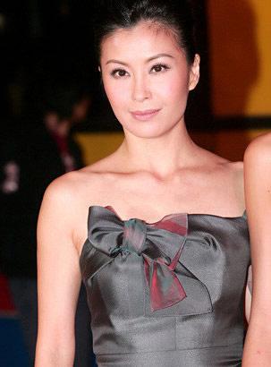 伍咏薇/图:我最喜爱的电视女角色提名——伍咏薇