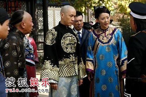 图:电视剧《最后的王爷》精彩剧照 - 4
