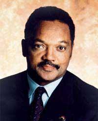 美国黑人民权�9b�_美国黑人民权运动领袖杰西·杰克逊