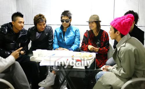 Bigbang与李孝利在今年MKMF上的共同演出将会是最大看点之一