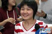 图文:宋容慧豪取三连胜 中国小将乐得合不拢嘴