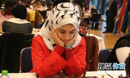 小棋手很爱漂亮