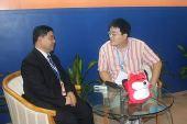 厦门航空总经理阳广华:一直期盼两岸直航