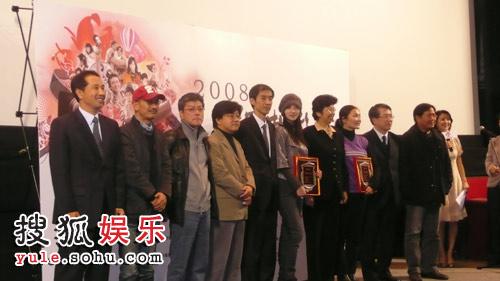 小宋佳和马俪文担任电影节推广大使