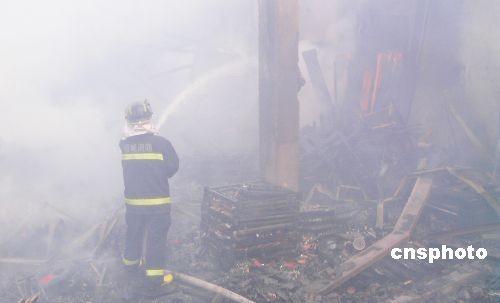 家具:苏州一家具厂组图雕刻大火突起仓库明式图片