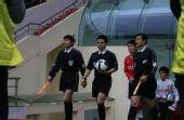 图文:[中超]上海3-2长春 比赛一触即发