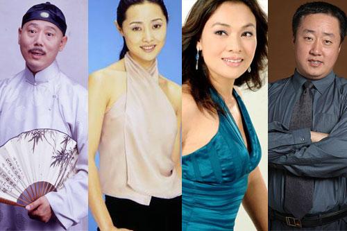 李诚儒、刘蓓、史可、赵亮之后的演艺生涯都很顺利
