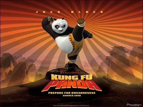 大熊猫的外形是全车的最大亮点,造型可爱又不失动感。