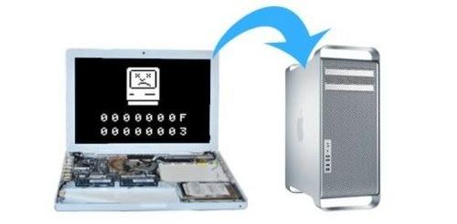 变废为宝 MacBook本改造成Mac Pro(图)